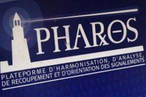 Pharos plateforme antiviolence