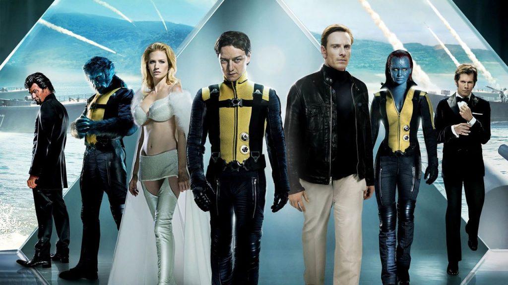 04. X-Men - Le Commencement de Matthew Vaughn