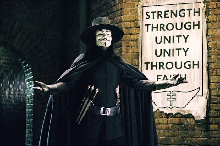 06. Vpour Vendetta de James McTeigue